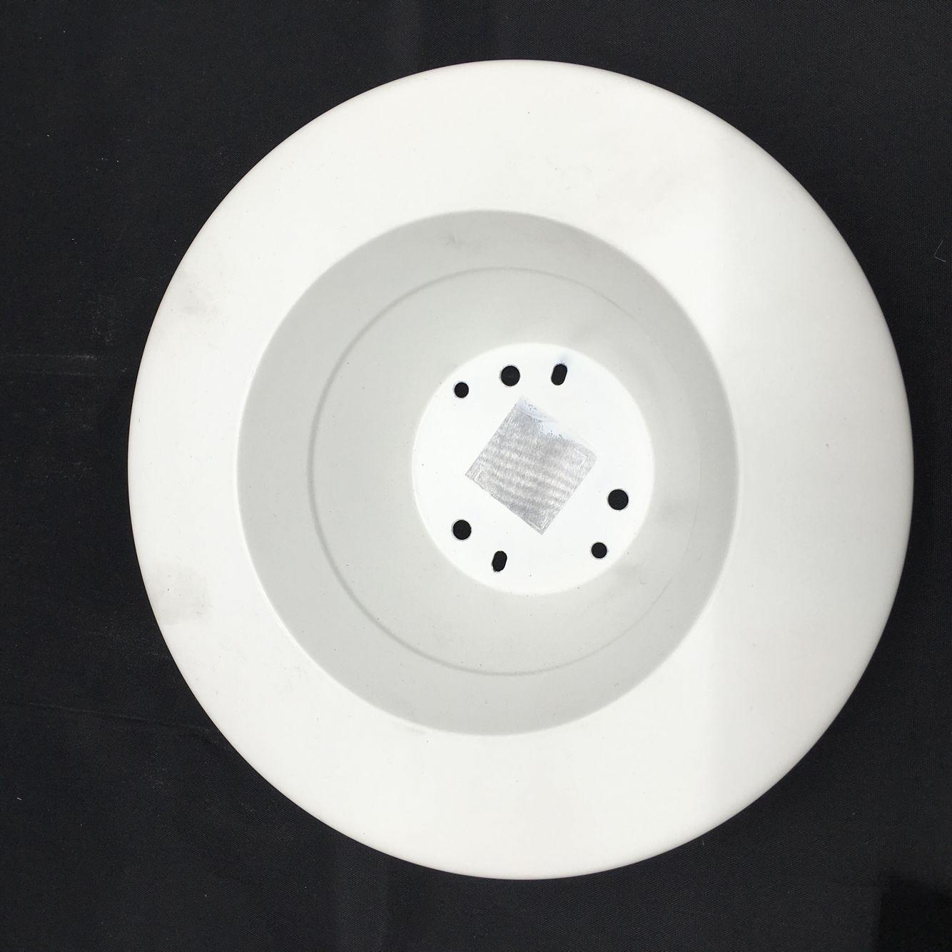 6寸LED筒灯外壳